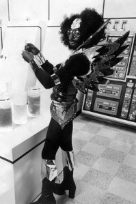 Bootsy Collins circa 1976